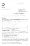TOTAL - CTG technical agreement
